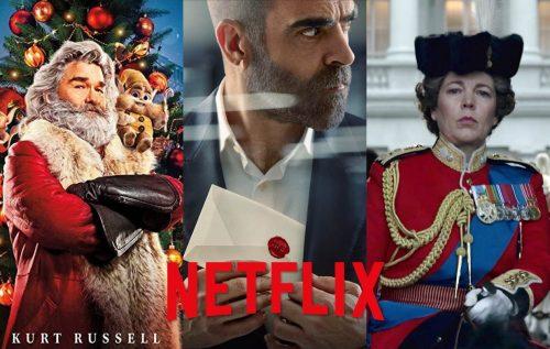Próximos estrenos de Netflix para noviembre 2020