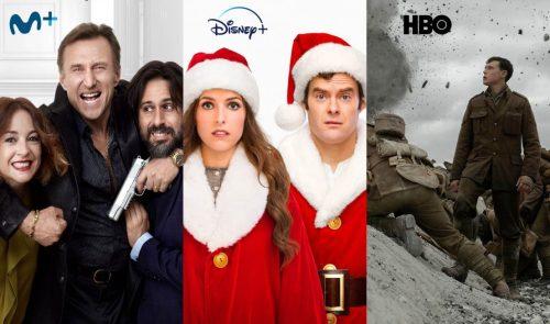 Estrenos de películas y series en noviembre 2020: HBO, Disney+ y Movistar+