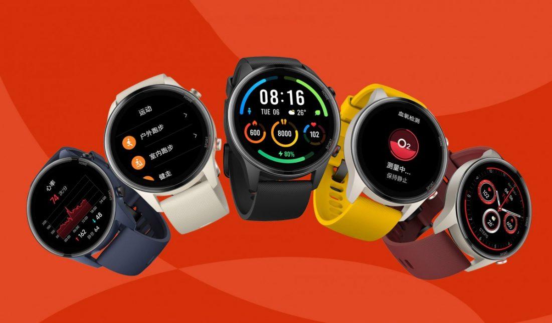 Reloj Xiaomi Mi Watch Color Sports Edition, características