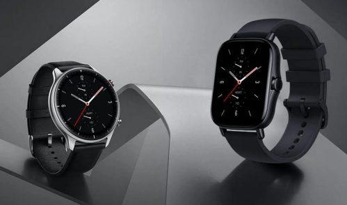 Amazfit GTR 2 y GTS 2: nuevos smartwatch globales con Alexa