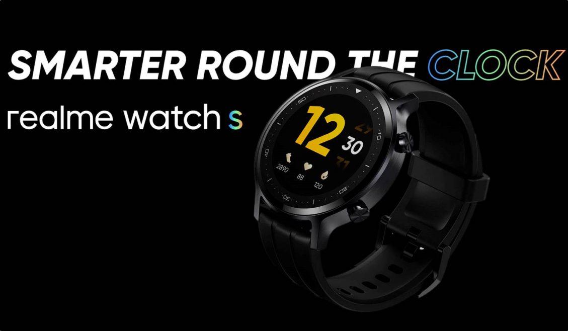 Características del Realme Watch S, disponibilidad y precio