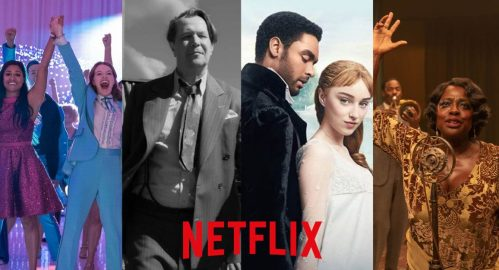 Conoce los próximos estrenos de Netflix en diciembre 2020