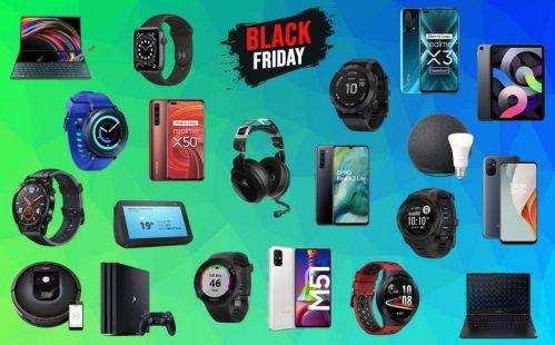 TOP 20 mejores ofertas del Black Friday en tecnología ¡Apresúrate!