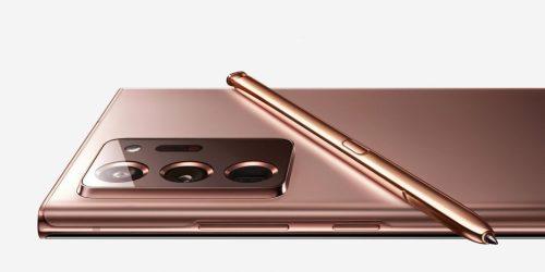 Un Samsung Galaxy Note20 FE podría presentarse muy pronto