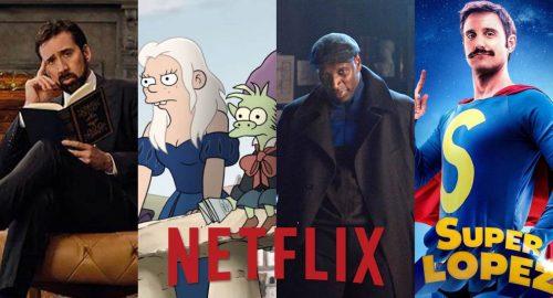 Todos los estrenos de Netflix en enero de 2021