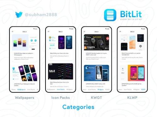 BitLit: la mejor app para personalizar tu dispositivo con Android