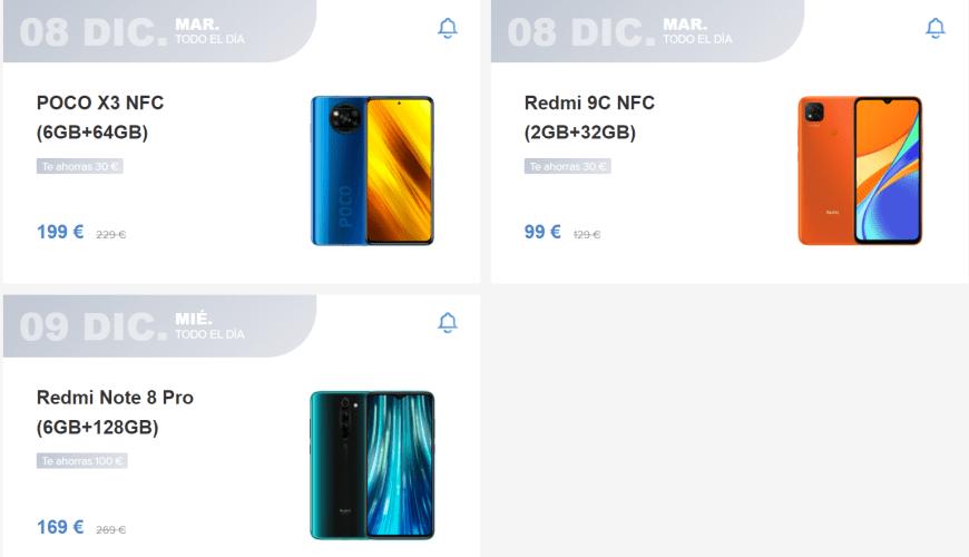 Pocophone Poco M3-ofertas Xiaomi Reyes- Navidad