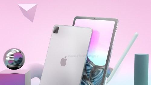 Los renders del iPad Pro 2021 indican que no traerá grandes cambios