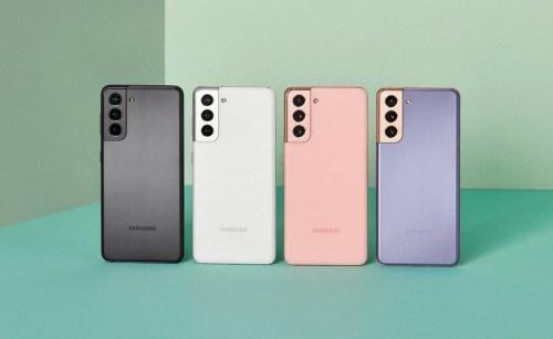 Nuevos Samsung Galaxy S21 y S21+: todas las características de la serie