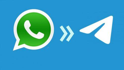 Ya puedes exportar chats de WhatsApp a Telegram, te explicamos cómo