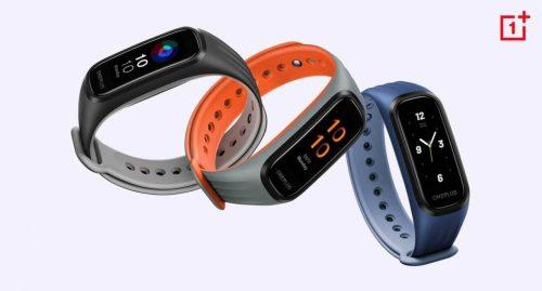 OnePlus Band es oficial: Una pulsera inteligente con buena autonomía y precio