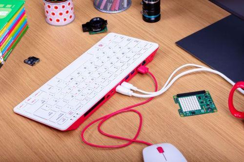 Raspberry Pi 400, la evolución del ZX Spectrum