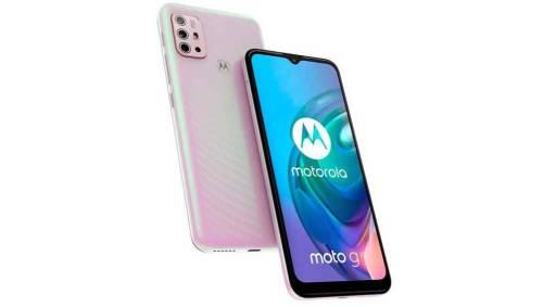 Nuevo Motorola G10, un dispositivo de entrada con gran precio