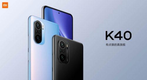 Nuevos Redmi K40 Series: Características de tres móviles que derrochan potencia