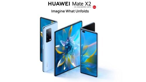 Huawei Mate X2 ya es oficial: características, precio y su llegada a España