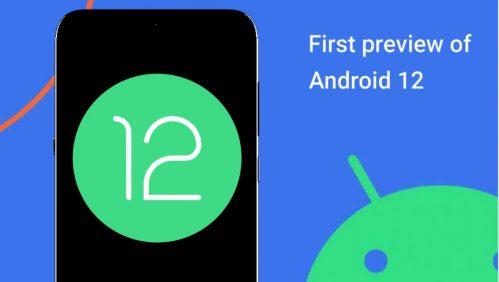 Android 12 Developer Preview 1: conoce las novedades que llegan