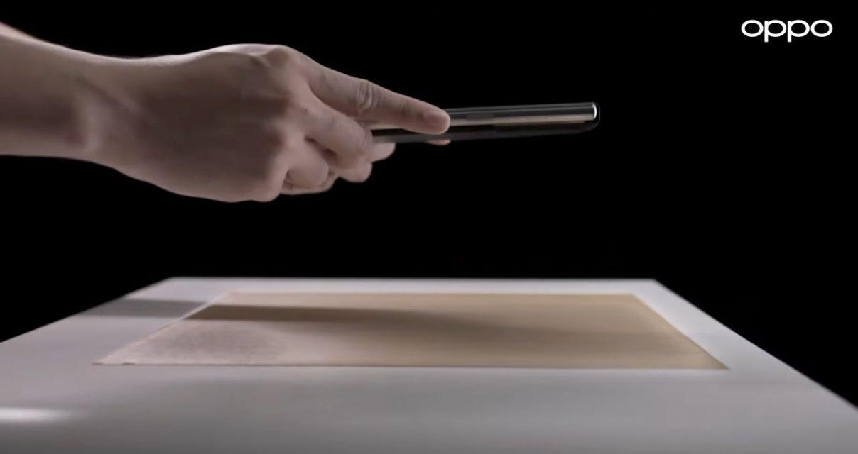 Oppo Wireless Air Charging tecnología carga inalámbrica