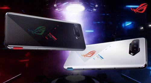 Nuevos Asus ROG Phone 5, 5 Pro y Ultimate: Lo más top en potencia y pantalla