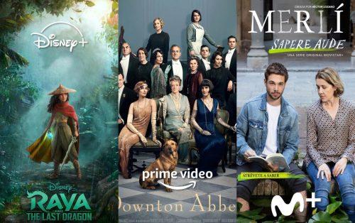Estrenos de series y películas en abril 2021: Disney+, Prime Video y Movistar+