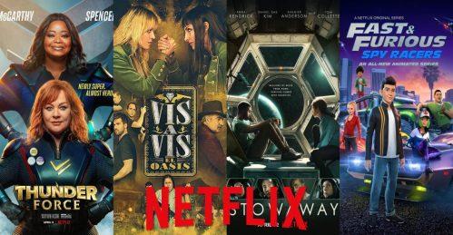 Todos los estrenos de Netflix en abril 2021: Series, películas y documentales