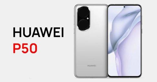 El Huawei P50 se filtra confirmando su diseño final, te sorprenderá