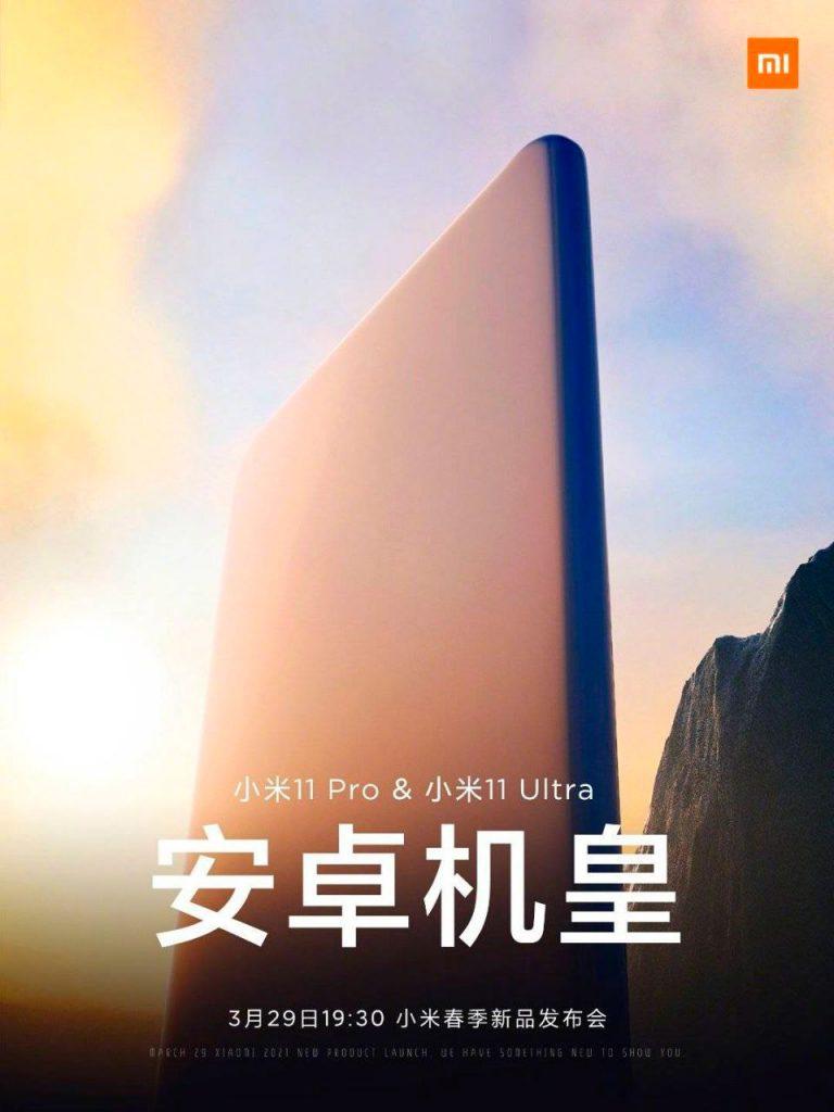 Xiaomi Mi 11 Pro y 11 Ultra
