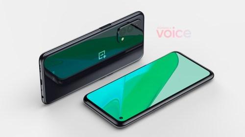Primeras imágenes del OnePlus N20, ahora un dispositivo elegante