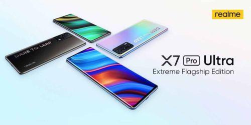 Realme X7 Pro Ultra, un dispositivo potente y muy económico