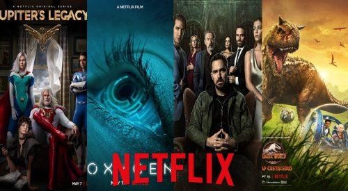 Estrenos de series y películas de Netflix en mayo 2021
