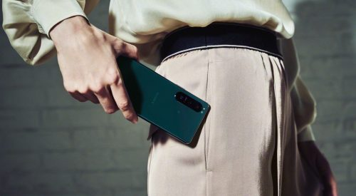 Presentación del Sony Xperia 5 III: Nuevo gama alta compacto potentísimo