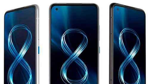 ASUS Zenfone 8 es oficial: un móvil compacto y extremadamente potente