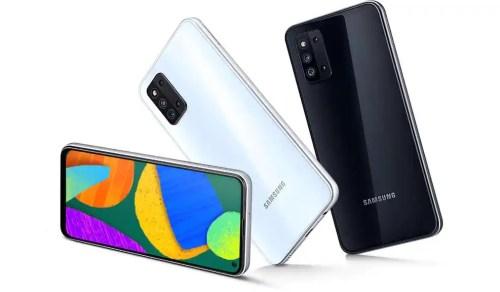 El Samsung Galaxy F52 5G llega como nuevo gama media con pantalla de 120Hz