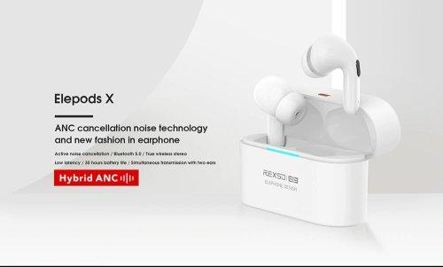 Los auriculares con cancelación de ruido activa más baratos del mundo