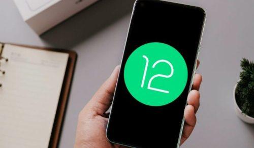 Móviles con la actualización de Android 12: Lista oficial completa