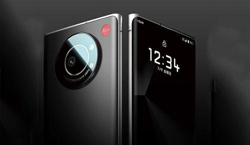 Así es el Leitz Phone 1, el primer smartphone de Leica: Su precio no te gustará