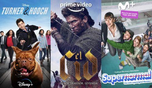 Todos los estrenos de series y películas en julio 2021: Disney+, Prime Video, Movistar+
