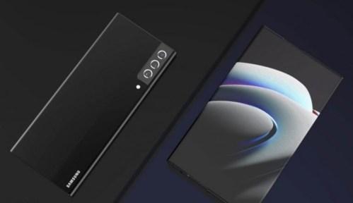 Nueva patente nos da una idea del posible Galaxy Z Roll