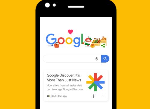 Nuevo Google Discover ya se encuentra disponible en España