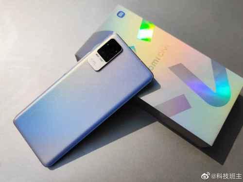 Imágenes reales del nuevo Xiaomi Civi antes de su presentación