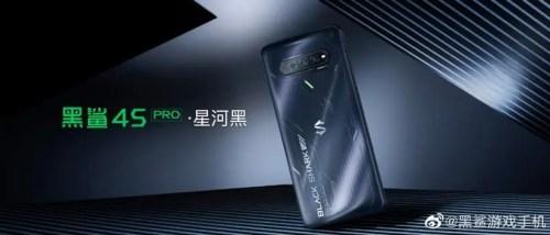 Black Shark 4S Pro, el móvil gaming definitivo ya esta aquí