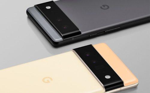 Los nuevos Google Pixel 6 Series apuestan por mayor potencia, cámaras y batería