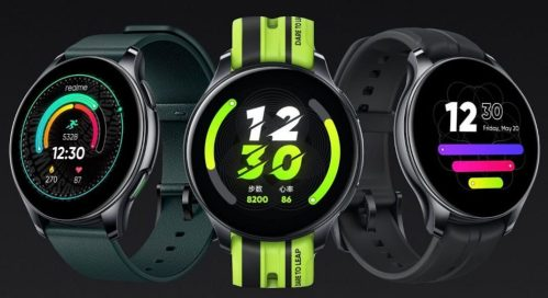 Características del Realme Watch T1: El nuevo reloj económico con NFC