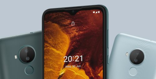 Nokia C30: un terminal modesto, pero con una batería monstruosa