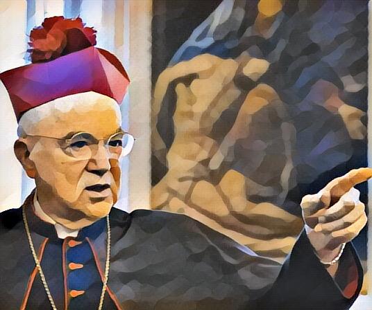 Mascarucci: Perché stiamo con Viganò contro gli inganni del Vaticano II.