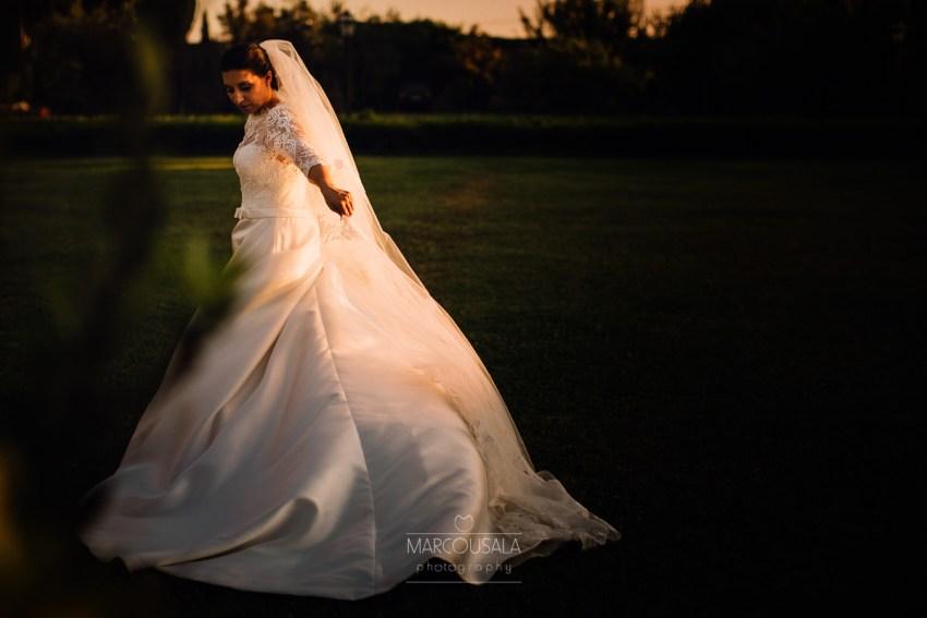 matrimonio a villa scorzi
