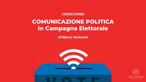 corso comunicazione politica