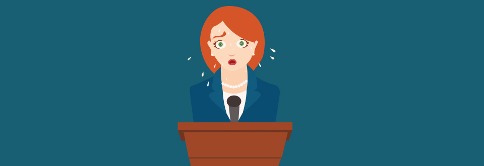 paura parlare in pubblico