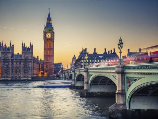 Inquinamento idrico a Londra: la cocaina nel Tamigi