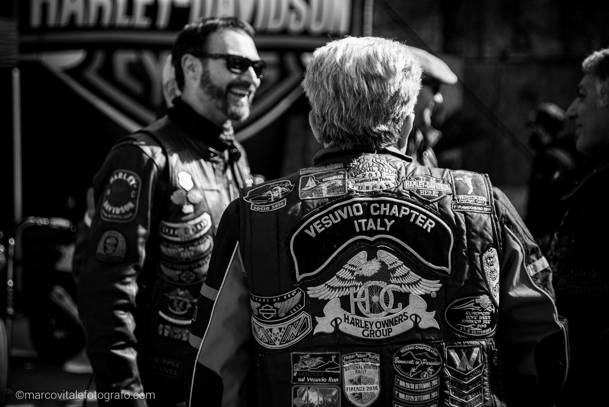 Fotografo per raduni motociclistici - Salerno