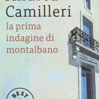 La prima indagine di Montalbano de Andrea Camilleri
